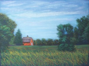 Minnetonka Farm, Minnesota by Nayla Yared